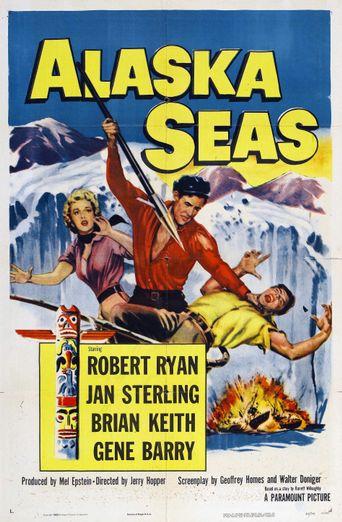 Alaska Seas Poster