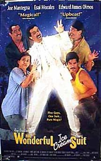 The Wonderful Ice Cream Suit Poster