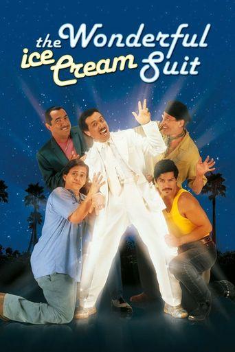 The Wonderful Ice Cream Suit Poster