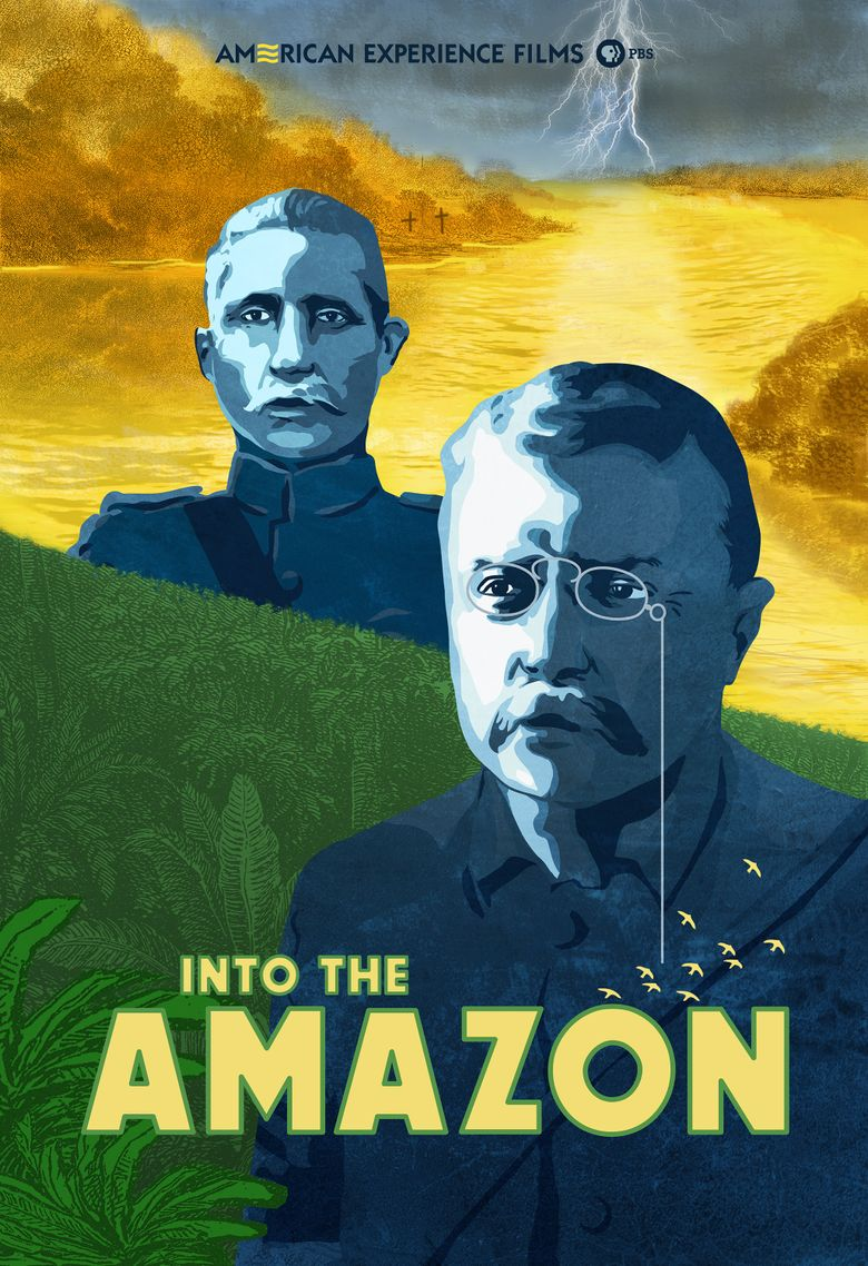 Into the Amazon Poster