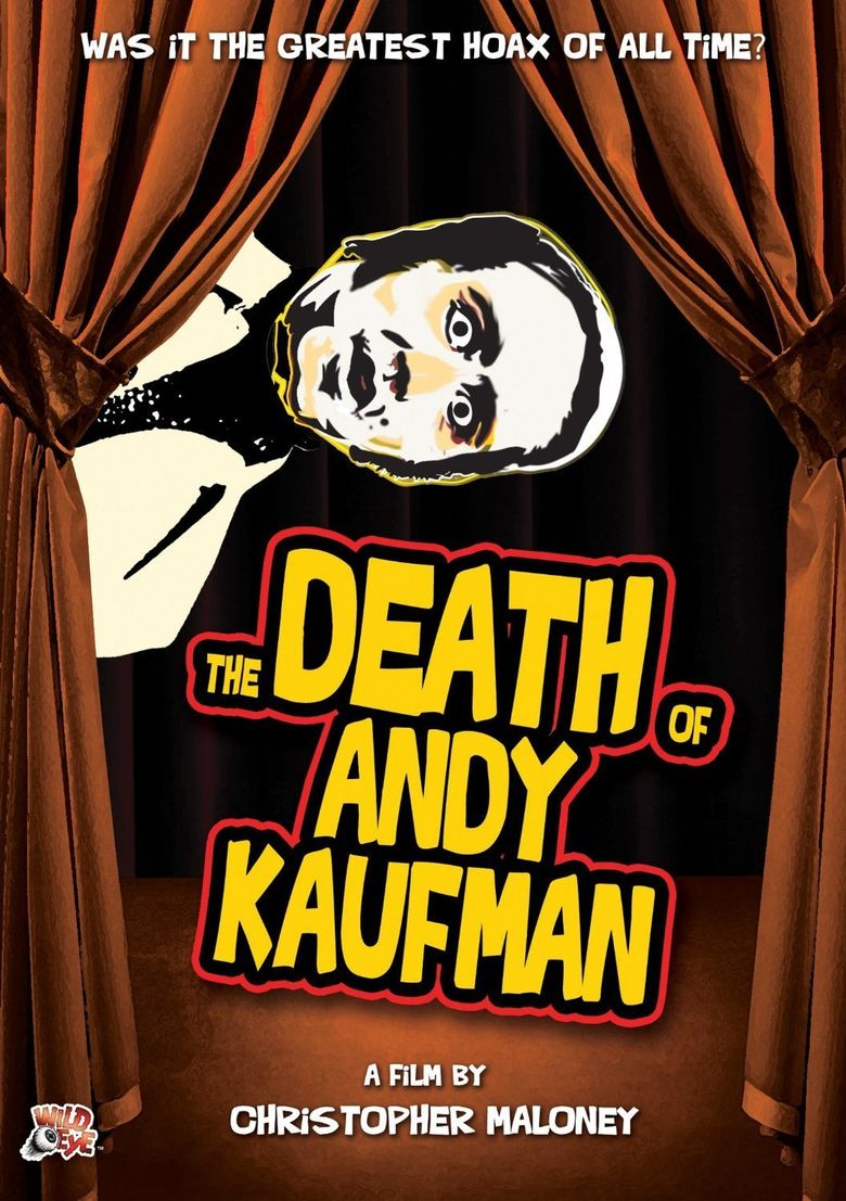 The Death Of Andy Kaufman Poster