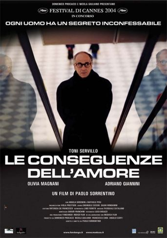 The Consequences of Love Poster