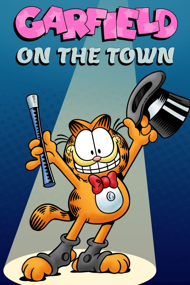 Watch Garfield on the Town