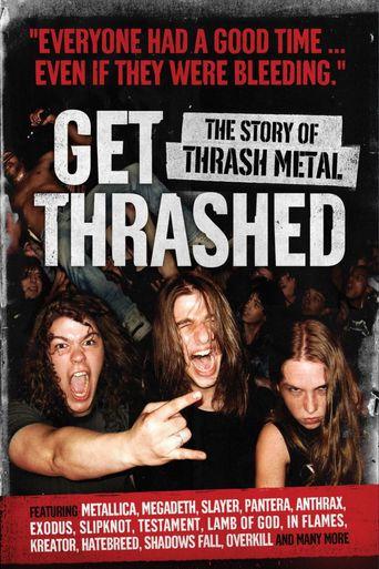 Get Thrashed Poster