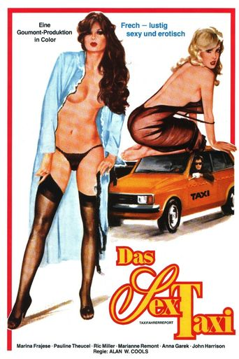 Chiamate 6969: taxi per signora Poster
