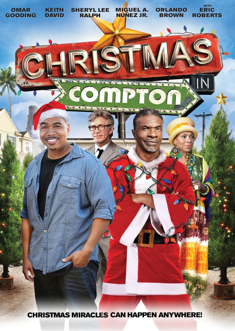 Christmas in Compton Poster