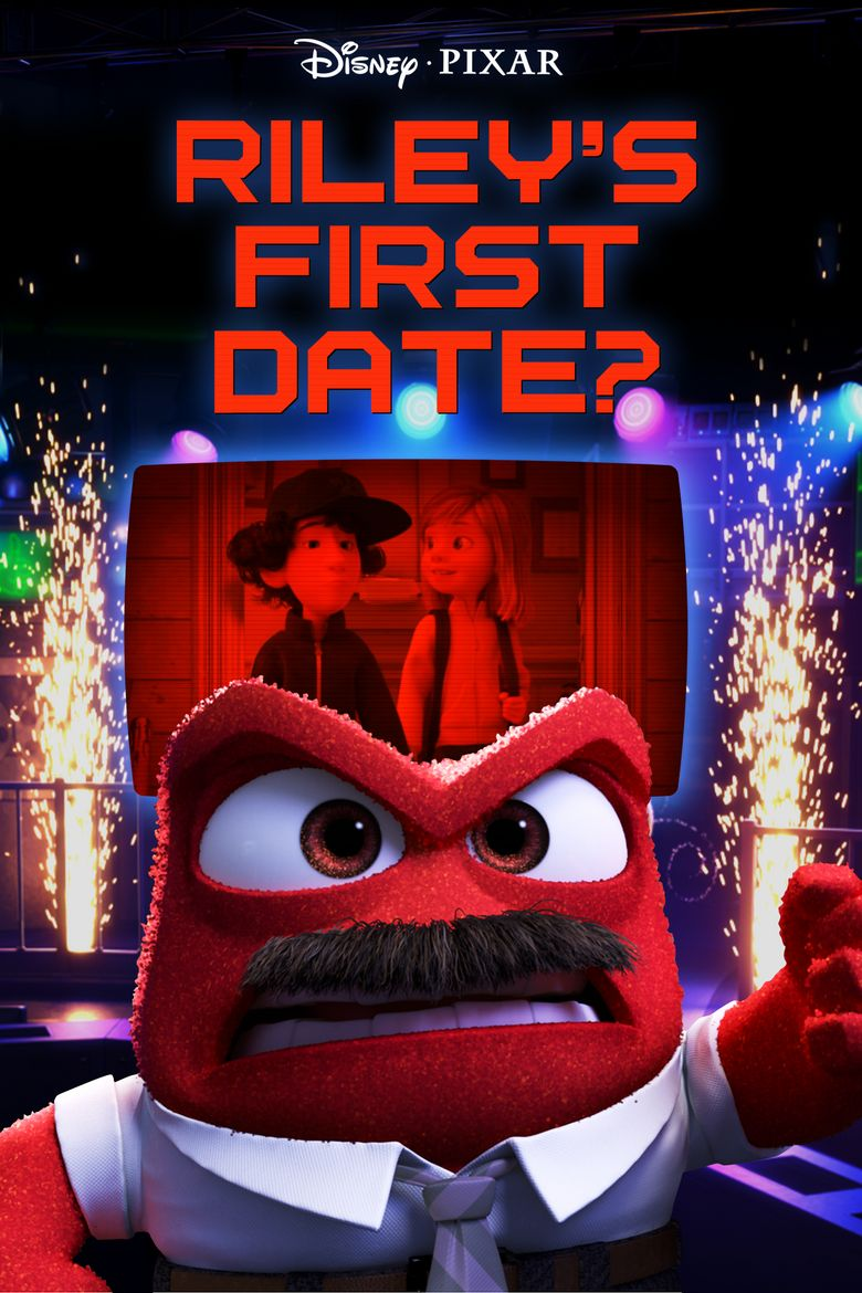 Riley's First Date? Poster