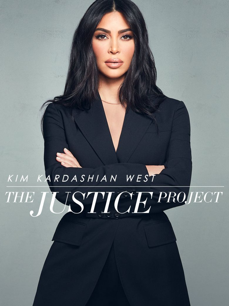 Kim Kardashian West: The Justice Project Poster