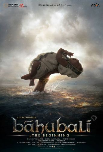 Bahubali: The Beginning Poster