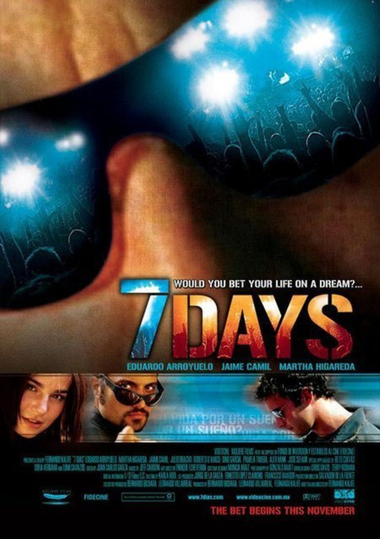 7 Days Poster