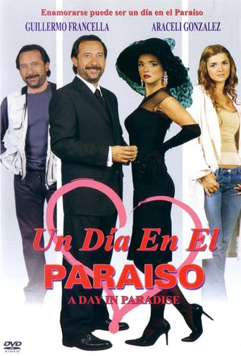 A day in paradise Poster