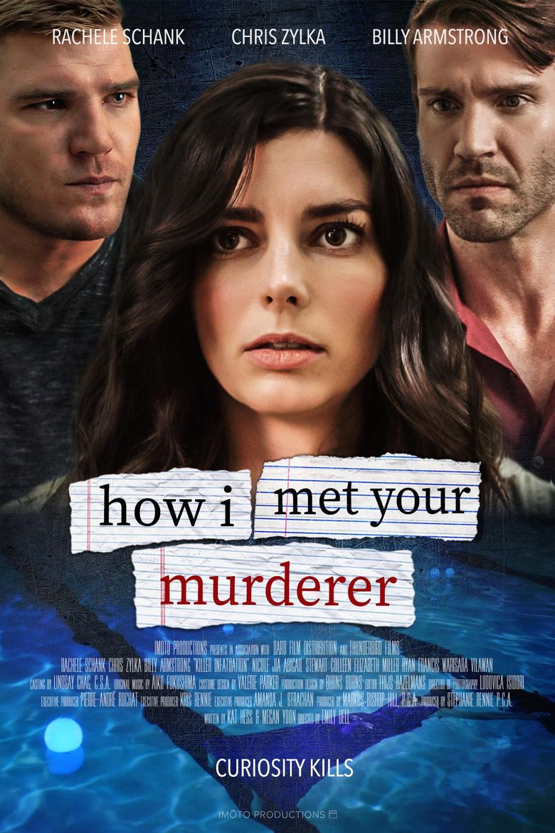 How I Met Your Murderer Poster