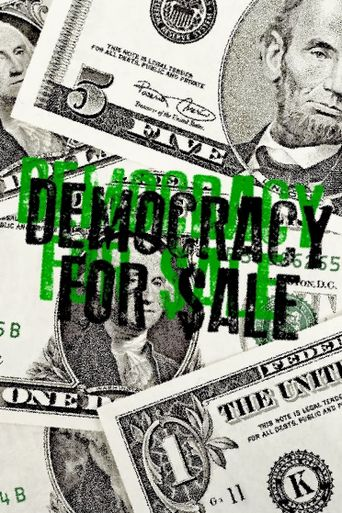 Democracy for $ale Poster