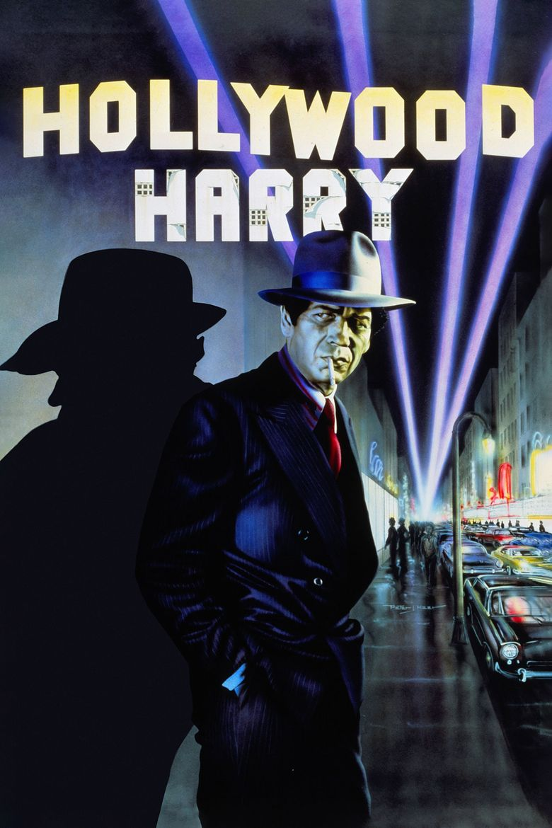 Hollywood Harry Poster