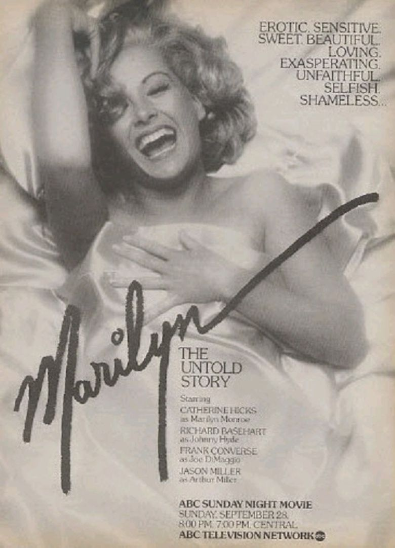 Marilyn: The Untold Story Poster