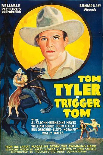 Trigger Tom Poster
