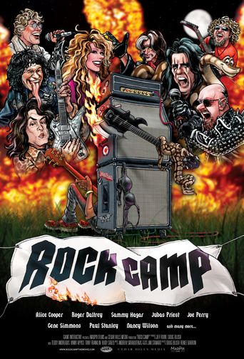Rock Camp: The Movie Poster