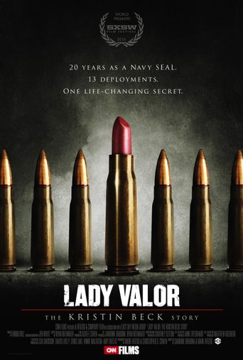 Lady Valor: The Kristin Beck Story Poster