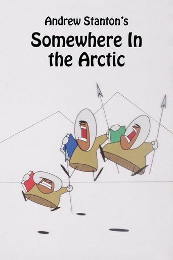 Somewhere in the Arctic Poster