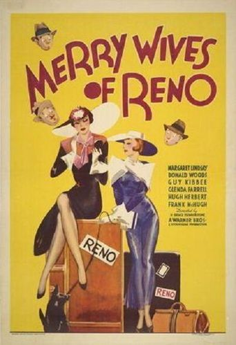 Merry Wives of Reno Poster