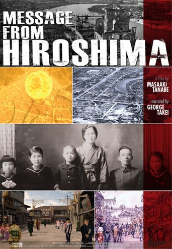 Message From Hiroshima Poster