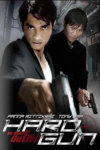 Hard Gun Poster