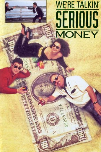 We're Talkin' Serious Money Poster