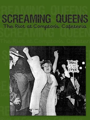 Screaming Queens: The Riot at Compton's Cafeteria Poster