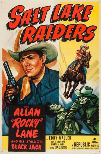 Salt Lake Raiders Poster
