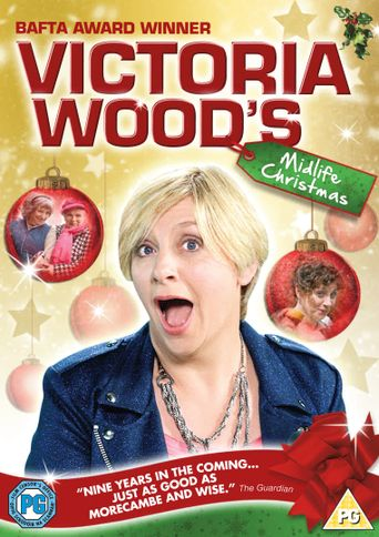 Victoria Wood: Victoria Wood's Midlife Christmas Poster
