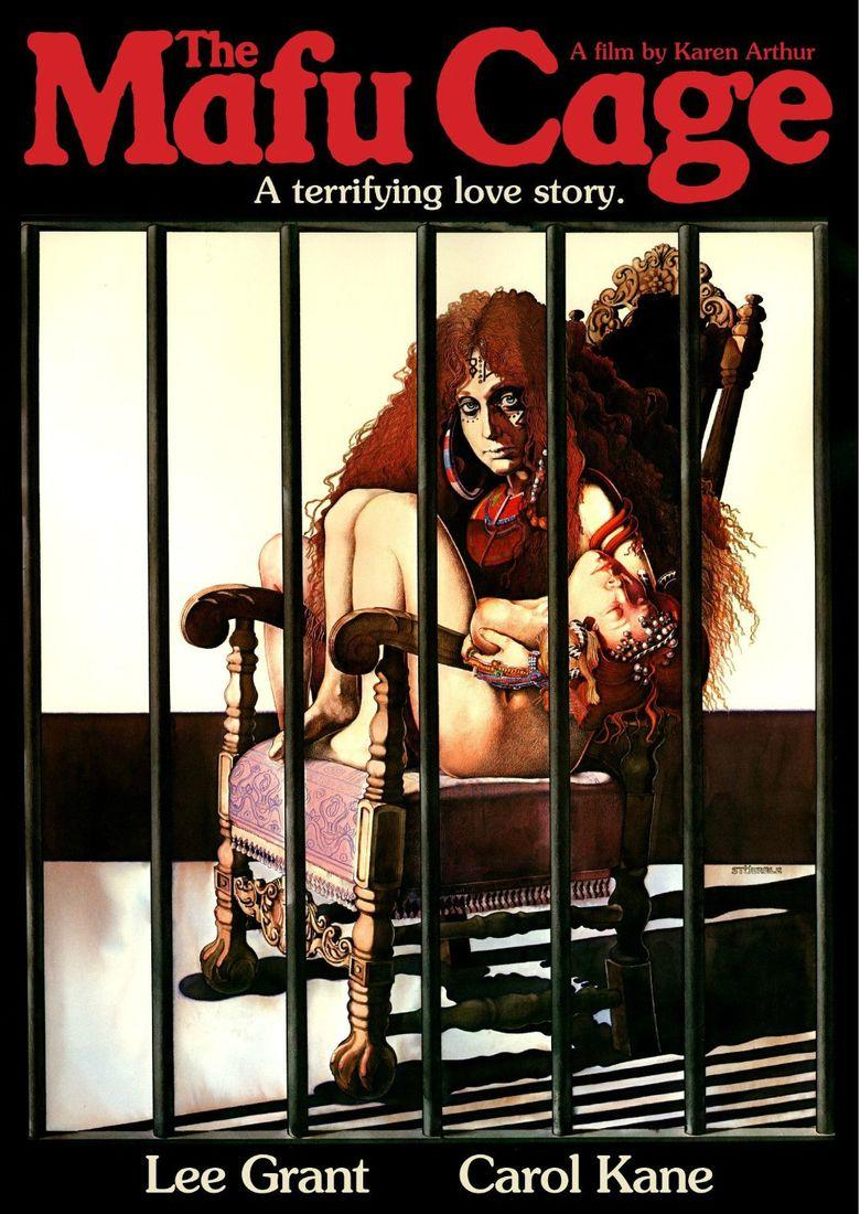 The Mafu Cage Poster