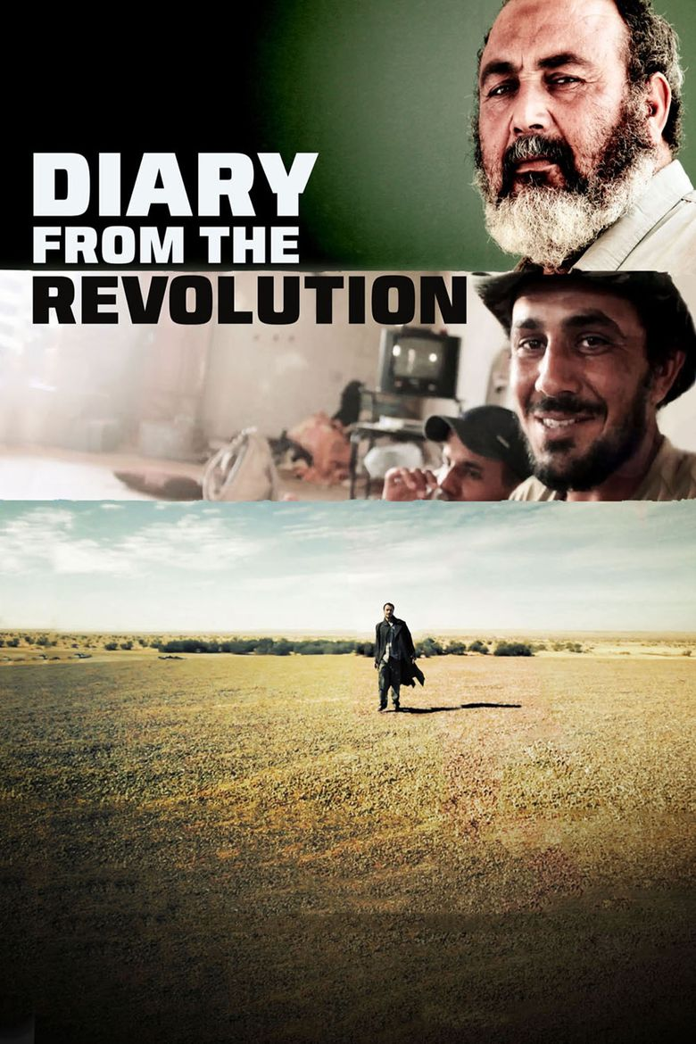 Diary from the Revolution Poster