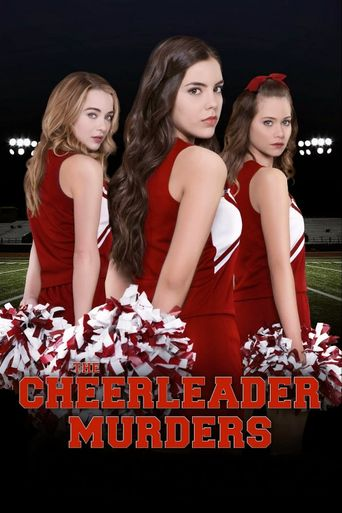 The Cheerleader Murders Poster