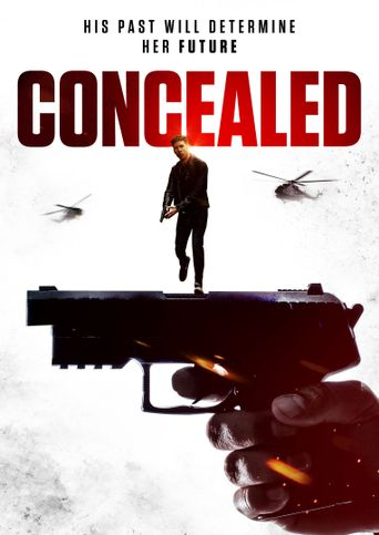 Concealed Poster