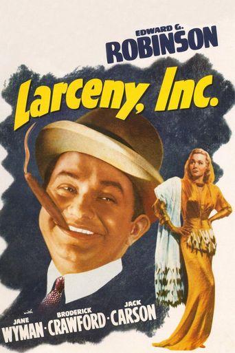 Larceny Inc. Poster