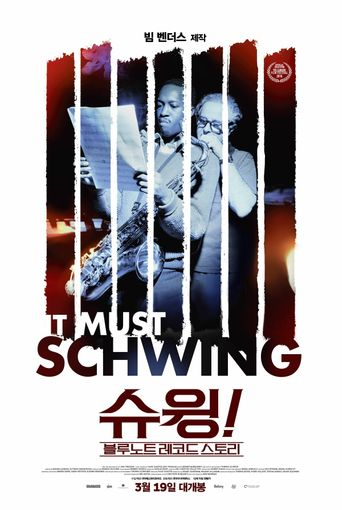 It Must Schwing - The Blue Note Story Poster