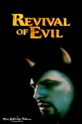 Revival Of Evil Poster