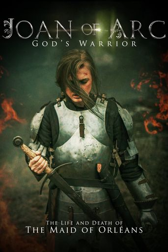Joan of Arc: God's Warrior Poster
