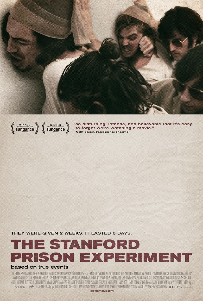Watch The Stanford Prison Experiment