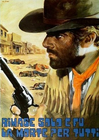 Brother Outlaw Poster