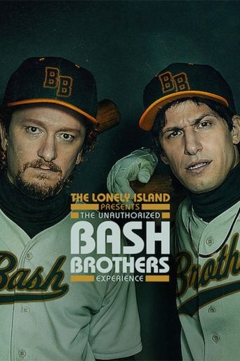 The Lonely Island Presents: The Unauthorized Bash Brothers Experience Poster