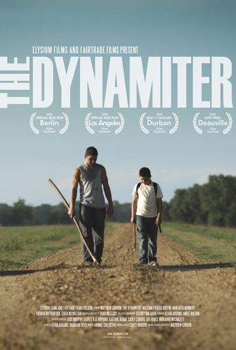 The Dynamiter Poster