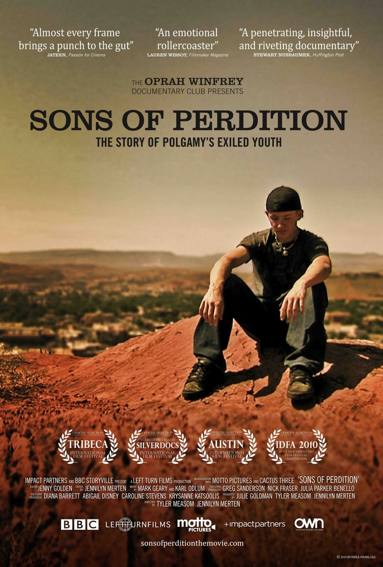 Sons of Perdition Poster