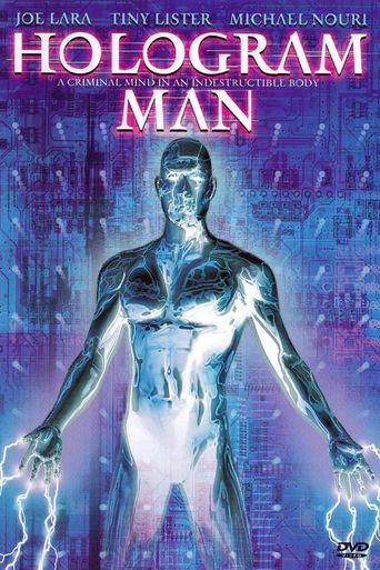 Hologram Man Poster