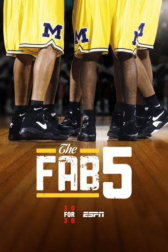 The Fab Five Poster