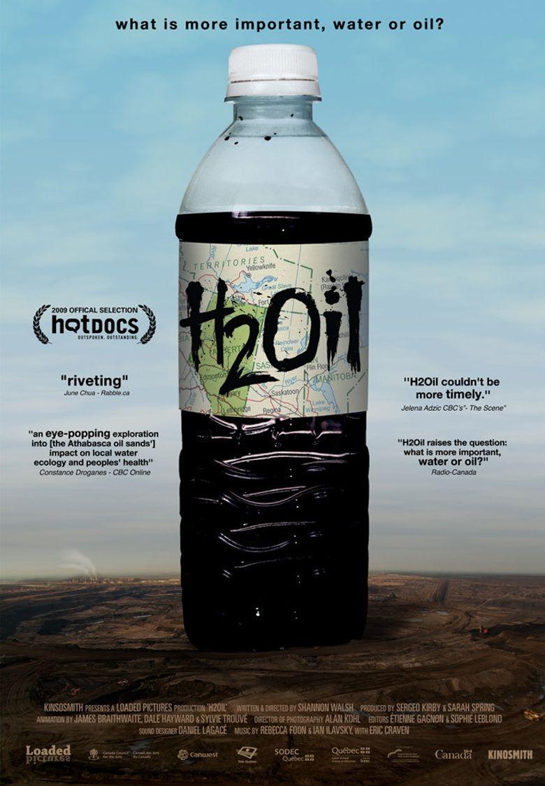 H2Oil Poster