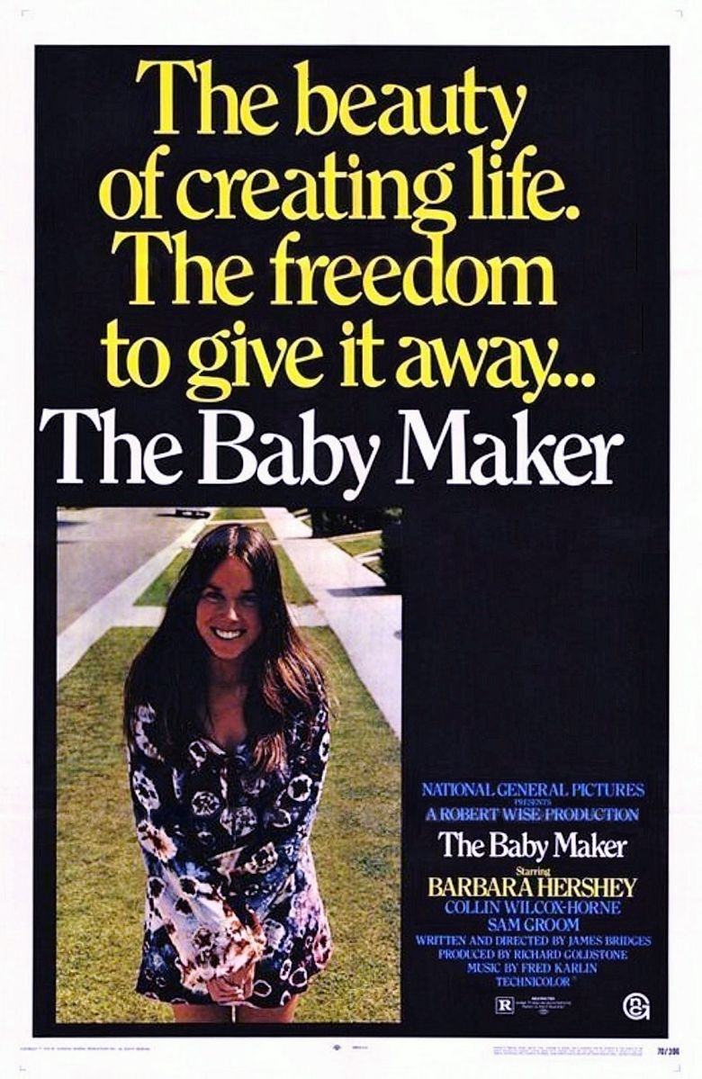 The Baby Maker Poster