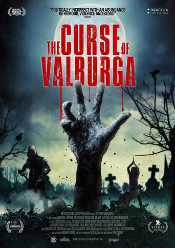 The Curse of Valburga Poster