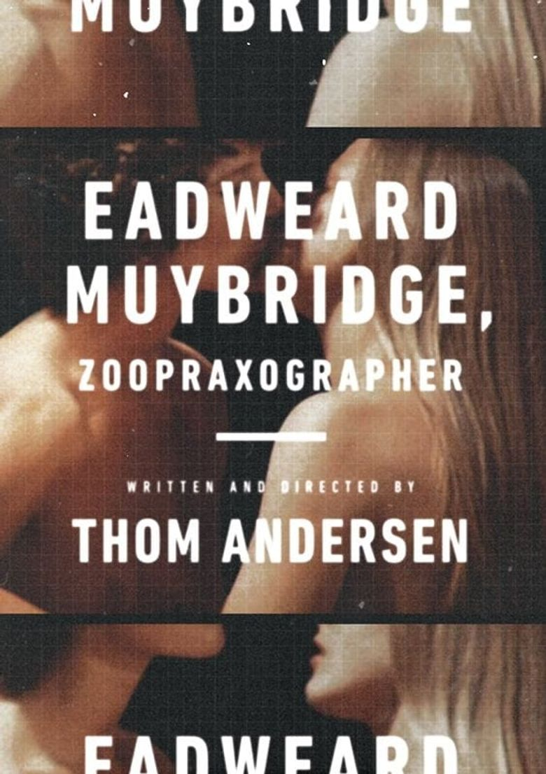 Eadweard Muybridge, Zoopraxographer Poster