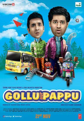 Gollu Aur Pappu Poster